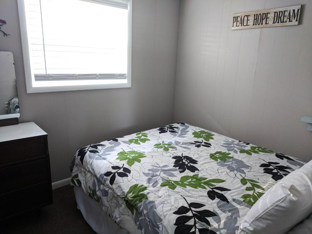 Cabin 2 Bedroom 1