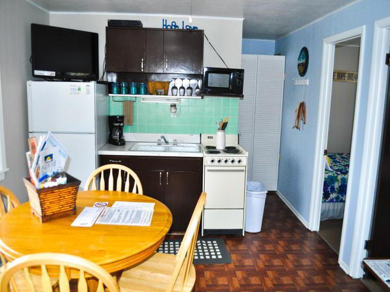 Cabin 5 Interiors