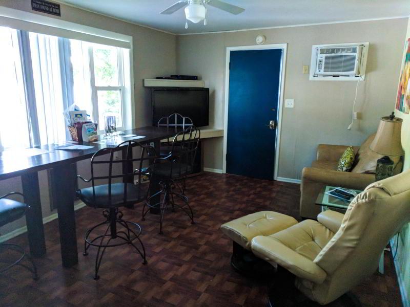 Cabin 6 Interior