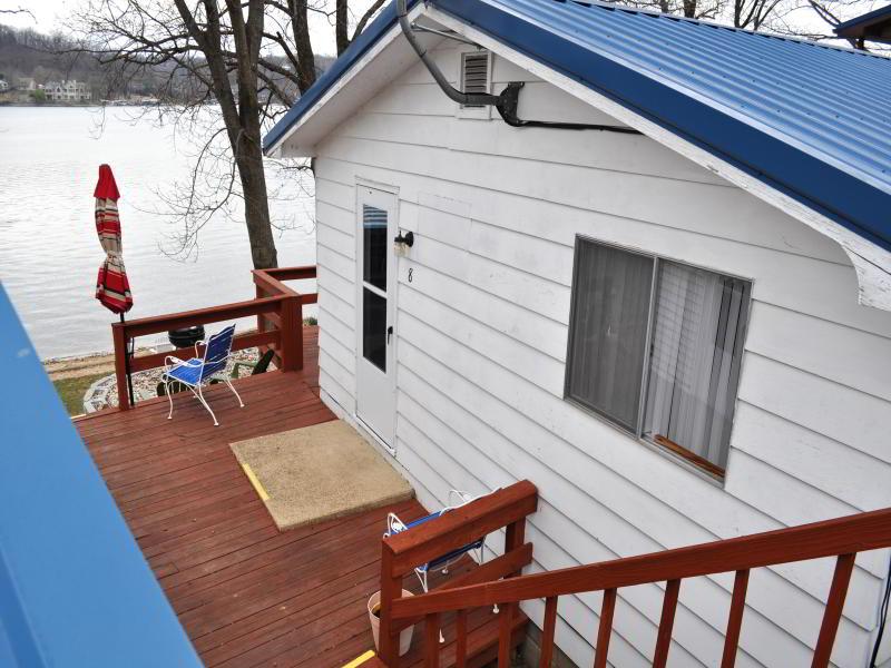 Cabin 8 Interiors