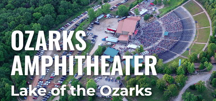 Fun Things To Do-Concerts @ Ozarks Amphitheater