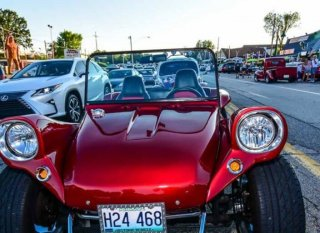 Fun Things To Do – Hot Summer Nights @ Bagnell Dam