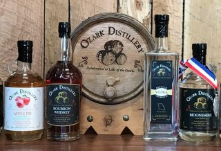 Fun Things To Do – Ozark Distillery Tour & Tastings