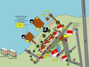 Resort Map Full Image